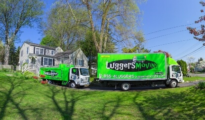 Fairfield & Westchester Counties's Local  Moving Company
