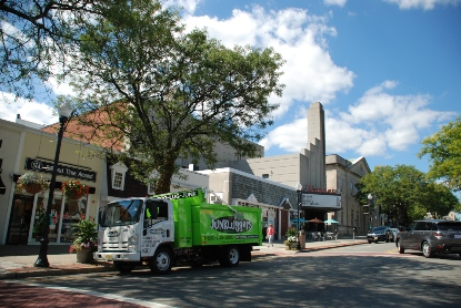 Retail Junk Removal in Fairfield & Westchester Counties